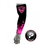 Baseball Football Compression Arm Sleeve Pink Ribbon Breast Cancer Mom F... - $8.99