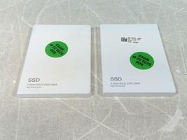 """Lot Of 2x Dell Sk Hynix 6XM51 HFS128G32MNB 2.5"""" 128GB Sata Iii Solid State Drive - $36.00"""