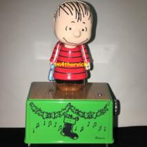 Hallmark 2017 Christmas Dance Party Peanuts Linus - $39.99