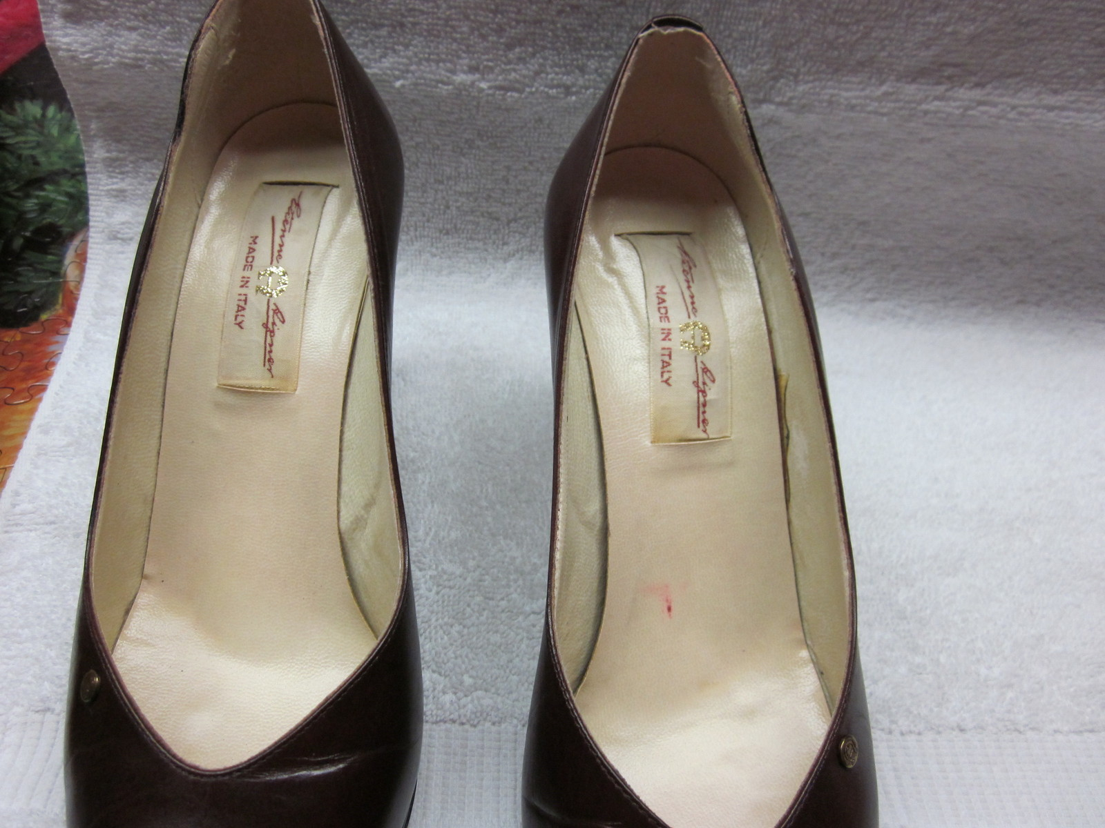 f32b3cc2196 Women s Etienne Aigner Signature Calf Heels and 49 similar items