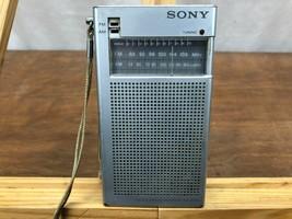 Sony ICF-210W FM/AM 2 Band Receiver - $22.70