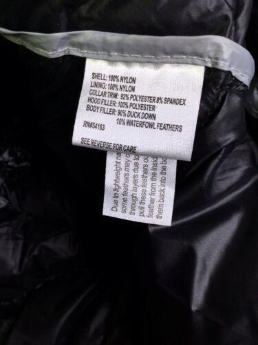 Calvin Klein Womens Plus Size 2X Packable Lightweight Down Puffer Jacket Coat