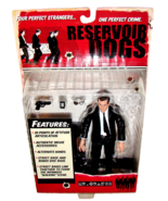 RESERVOIR DOGS Movie Mr. ORANGE Action Figure Mezco 2001 NEW Tim Roth - $29.99