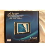 "Caliber P-3600 3.5"" Personal GPS Navigation System ***MINT COND  Origina... - $19.99"