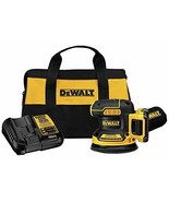 DEWALT 20V MAX Random Orbit Sander. 5-Inch. Cordless Kit (DCW210D1) - $189.99