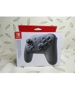 Nintendo Switch Black Wireless Pro Controller - $49.50