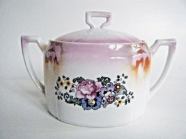 PK Unity Covered Two Handled Sugar Bowl Made In Germany - $8.86