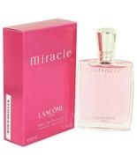 Miracle By Lancome Eau De Parfum Spray 1.7 Oz 418622 - $70.72
