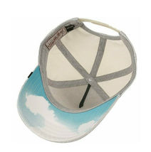 Goorin Bros Snapback Mesh Cap Unicorn Silver Glitter Grey Believer Trucker Hat image 5