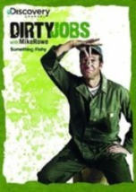 Dirty Jobs: Something Fishy by Discovery Channel Dvd - $9.99