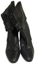 Frye Ava Button Black Leather Boot - $1.653,43 MXN