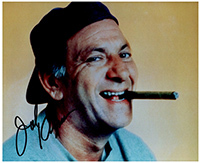 Primary image for JACK KLUGMAN  Authentic  Original  SIGNED AUTOGRAPHED PHOTO w/ COA 44061