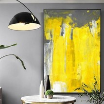 Abstract Hand Painted Minimalist Oil Painting Art  NO.CH-03000  - $115.69+