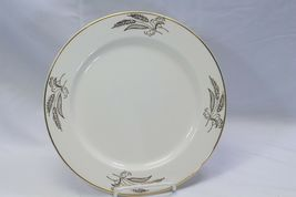 "Lifetime China Prairie Gold Dinner Plates 10.25"" Lot of 6 image 3"