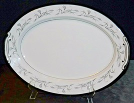 Harmony House Fine China Made in Japan Platinum Garland AA20-2237e  Large Servin