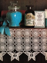 Advanced Butterflies Centerpiece Shelf Lace Piano Cover Tree Trim Doily ... - $8.99