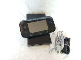 Nintendo Wii U 32GB WUP-010  Console w/ WUP-101(02). - $120.00