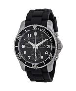 Nouveau Victorinox Swiss Army Hommes 241213 Chrono Classique Watch W/B - $10.126,46 MXN