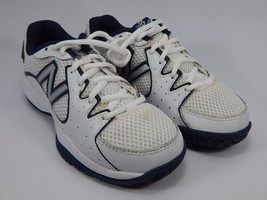 New Balance 786 Junior's Boy's Youth Shoes Size 1 Y (M) EU 32.5 White KC786WNY