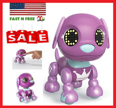Interactive Puppy Toys For Girls Kids Children Robot Dog for 4+ Years Ol... - $12.61