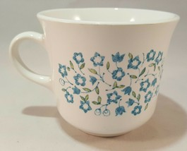"""Corelle by Corning Coffee Tea Cup Mug in """" Blue Heather """"  Floral (3 Ava... - $8.59"""
