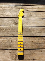 Fatboy Canadian Vintage Tint Maple ST Guitar Neck replacement Neck strat... - $90.00