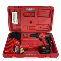 "Milwaukee Tools 14.4 V Cordless Drill Driver 1/2"" Chuck Model 0612-20 TE... - $119.99"