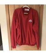 Vintage Tri Lake Sportswear Men's Pullover Windbreaker Jacket Ohio State... - $29.70