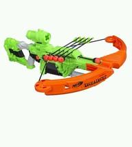Crossbow Fire Nerf Zombie Strike Dreadbolt Play Toy Shooter Gun Christma... - $79.43
