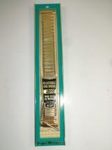 VTG 1960s NOS Roger Williams Adjustable End Watch Band Gold Tone # V-1Y Au2 - $12.24