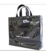 Super Rare!! Genuine Authentic Comme des Garcons pvc Bag Black Market F/... - $419.98