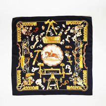Hermes Copeaux 90cm Silk Scarf - $285.00