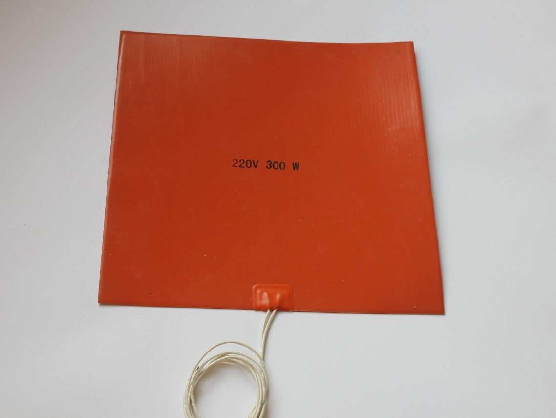 """12"""" X 12"""" 300 X 300mm 300W 220V w/ 3M Factory Direct Sale CE UL iThermal Heater"""