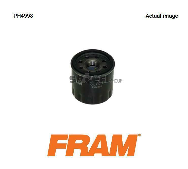 PUROLATOR TECH V4612 57002 B6Y1-14-302 Engine Oil Filter BRAND NEW!