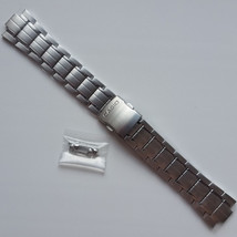 Genuine Replacement Watch Band 22mm Stainless Steel Bracelet Casio EFA-1... - $31.60