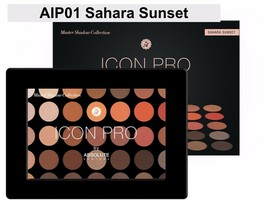 ABSOLUTE NEW YORK ICON PRO PALETTE AIP01 SAHARA SUNSET  - $15.83