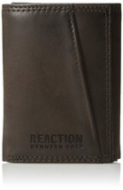 Kenneth Cole Reaction Men's Rfid Blocking Trifold Security Wallet 31KC110001