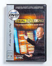 Deal or No Deal: The Interactive DVD Game Show (DVD / HD Video Game, 2006) - $8.00