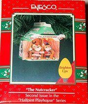 "Enesco #574023 ""The Nutcracker"" Second Issue in the ""Halfpint Playhouse""... - $29.65"