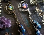 Handmade Witchcraft Car Charm Divination Occult Metaphysical Energy Ornaments