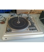 Dual 1258 Automatic Turntable Made in Germany Needs work SEE VIDEO - $60.00