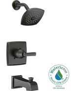 Delta Pressure Balance Tub Shower Faucet Trim Kit 1-Handle Venetian Bronze - $180.87