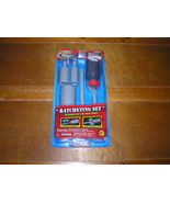 REAL CONSTRUCTION Ratcheting Set Screwdrivers & Hole Saws Age 6+ NEW in ... - $12.19