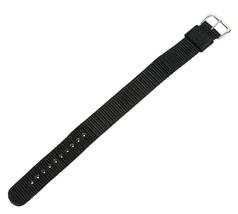 Timex Men's Q7B733 One-Piece Slip-Thru 2MM Thick Heavy-Duty Nylon Watch ... - $5.96