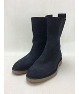 LOUIS VUITTON Pecos Boots US7.5 UK7 / NVY / Suede  - $687.06