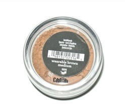 bareMinerals Eyecolor Wearable Brown Medium chocolate mousse eyeshadow F... - $10.84