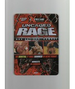 Uncaged Rage - Metal DVD Box - Only Box not DVDs - eXtreme Fighting - Ba... - $1.37