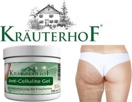Asam Krauterhof Anti-Cellulite Gel with Caffeine Carnitine & Rosemary Ex... - $13.34