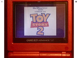 Toy Story 2-(Nintendo Game Boy Color, Gameboy Advance SP 1999)-Tested-Very Nice! - $7.99