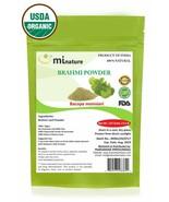Organic Brahmi Powder (BACOPA MONNIERI)(100% NATURAL , ORGANICALLY GROWN... - $13.32